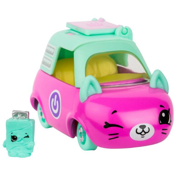 Shopkins Cutie Cars S3 Мини-машинка Ноут-врум Ноутбук лимузин 57113 Laptop Limo Die Cast Cutie Car #QT3-09