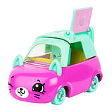 Shopkins Cutie Cars S3 Мини-машинка Ноут-врум Ноутбук лимузин 57113 Laptop Limo Die Cast Cutie Car #QT3-09, фото 2