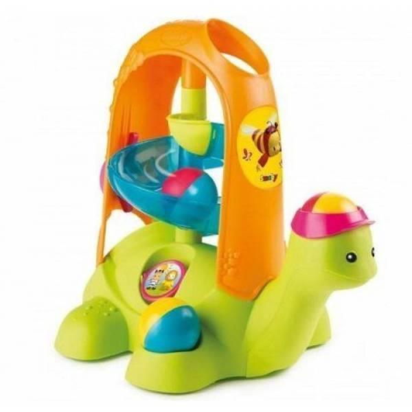 Smoby Развивающая игрушка Черепашка с шариками Маленький умник 110414 Cotoons Turtle