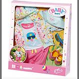 Zapf Одежда для куклы пупса велопрогулка 827192 Baby Born, фото 2
