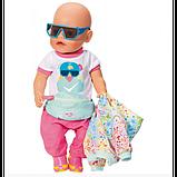 Zapf Одежда для куклы пупса велопрогулка 827192 Baby Born, фото 3