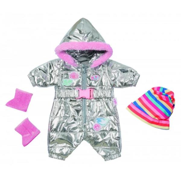 Zapf Одежда для куклы пупса Зимний комбинезон 826942 Baby Born
