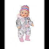 Zapf Одежда для куклы пупса Зимний комбинезон 826942 Baby Born, фото 3