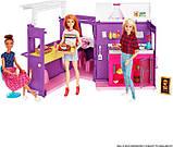 Barbie Барби Фургончик с едой без куклы GMW07 Fresh 'n Fun Food Truck Foodtruck, фото 3