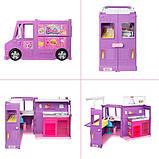 Barbie Барби Фургончик с едой без куклы GMW07 Fresh 'n Fun Food Truck Foodtruck, фото 5