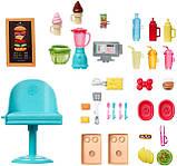 Barbie Барби Фургончик с едой без куклы GMW07 Fresh 'n Fun Food Truck Foodtruck, фото 6
