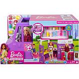 Barbie Барби Фургончик с едой без куклы GMW07 Fresh 'n Fun Food Truck Foodtruck, фото 7