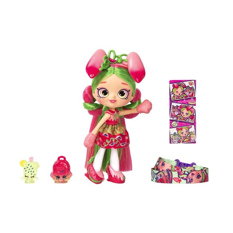 Shopkins Shoppie S9 Кукла Фруктовая леди Pippa Melon Doll