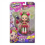Shopkins Shoppie S9 Кукла Фруктовая леди Pippa Melon Doll, фото 2