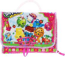 "Shopkins сумочка-кейс для фигурок органайзер 26653 Girls' Collectible Carry Case 11"" Pink"