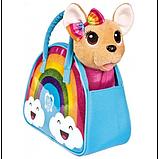 Chi Chi Love Собачка в сумочке радуга Рейнбоу Фешн 5893438 raindbow, фото 3