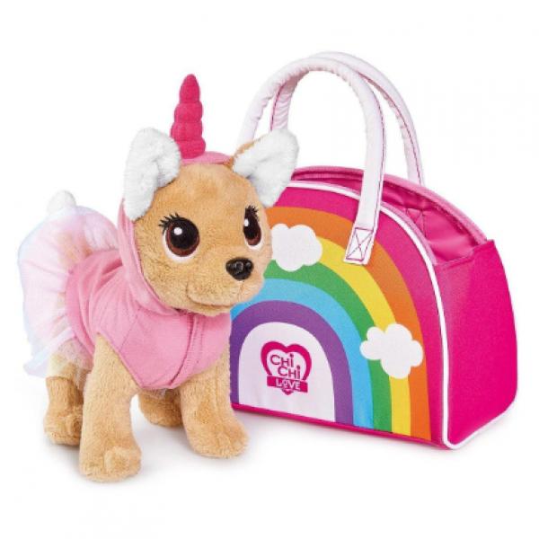Chi Chi Love Собачка в сумочке Единорог Фешн 5893246 unicorn