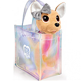 Chi Chi Love Собачка в сумочке Шиммер Фешн с голографической сумочкой 5893432 Fashion Shimmer, фото 3