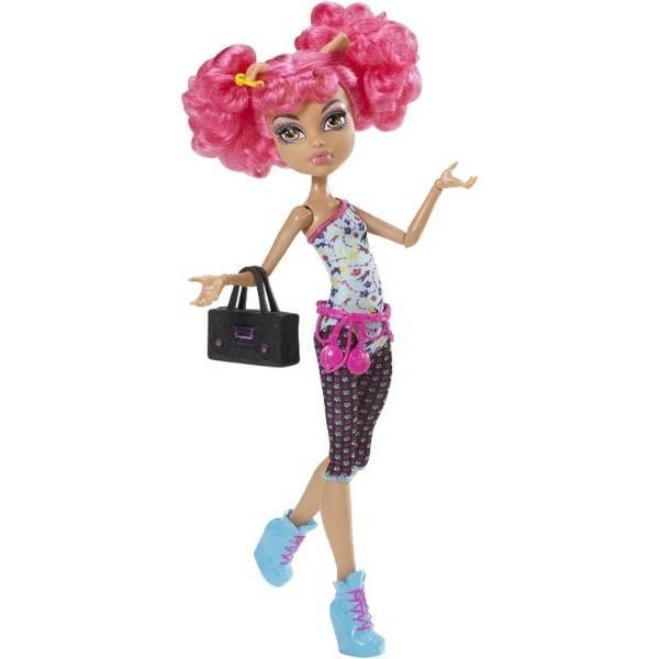 Monster High Хоулін Вульф танцювальний клас Y0431 Dance Class Howleen Wolf Doll