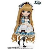 Pullip Коллекционная кукла пуллип токидоки Алиса классическая P-096 Tokidoki Classical Alice Fashion Doll, фото 3