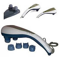 Вибромассажер ручной dual head massager sl 222