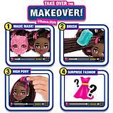 Failfix Перевоплащение кукла Танцовщица 12814 Dance.Stylz Total Makeover Doll Pack, фото 4
