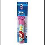 Oral-B Детская электрическая зубная щетка русалочка Ариэль Battery Toothbrush Disney princess Ariel, фото 3