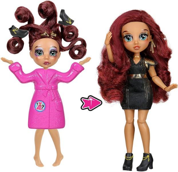 Failfix Перевоплащение лялька Гламурна Крихта 12803 Loves.Glam Total Makeover Doll Pack
