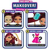 Failfix Перевоплащение лялька Гламурна Крихта 12803 Loves.Glam Total Makeover Doll Pack, фото 2