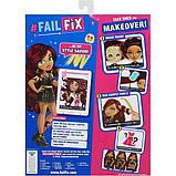 Failfix Перевоплащение лялька Гламурна Крихта 12803 Loves.Glam Total Makeover Doll Pack, фото 3