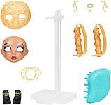 Failfix Перевоплащение лялька Гламурна Крихта 12803 Loves.Glam Total Makeover Doll Pack, фото 5