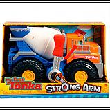 Тонка Моя перша машина Бетоновоз бетономішалка 7702 My First Strong Arm Concrete mixer, фото 2