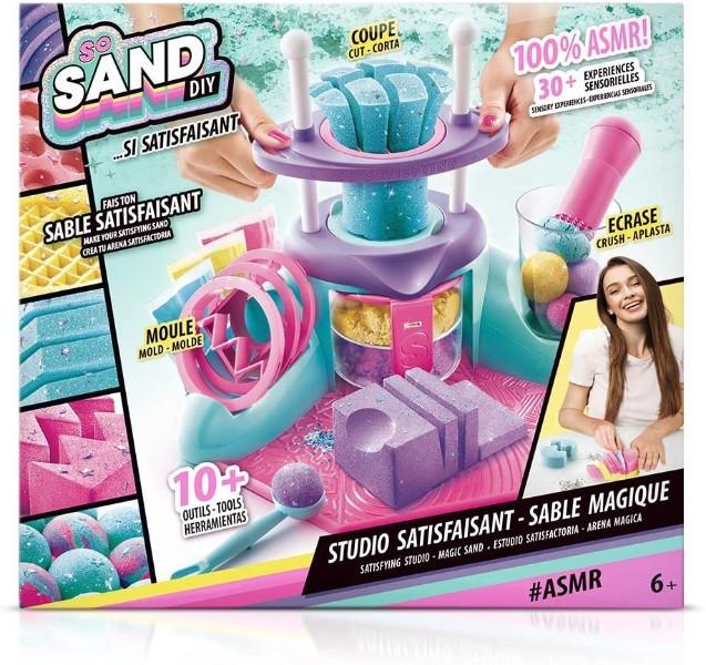 Canal Toys Фабрика песка кинетический песок SDD016 so sand diy