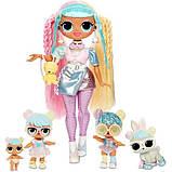 L.O.L. Surprise! Семья Кендилишис Бон Бон 422242 O.M.G. Candylicious Family Bundle Bon Bon Family, фото 4