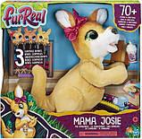 Furreal friends Інтерактивна іграшка Джосі Кенгуру e6724 mama josie the kangaroo, фото 4