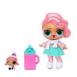 L.O.L. Surprise! S2 кукла сюрприз в шаре новогодний сюрприз 2 куклы Holiday Present Surprise Dolls, фото 3