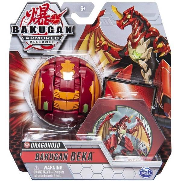 Bakugan Battle Planet Бакуган Драгоноид 6058415 Deka Dragonoid Armored Alliance Jumbo