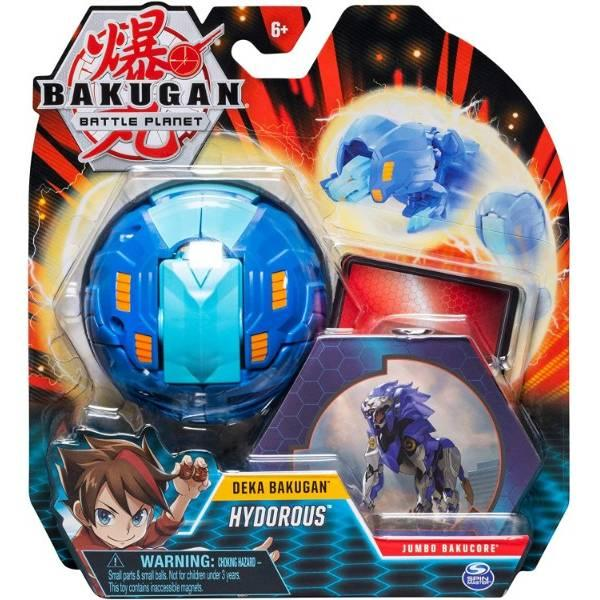 Bakugan Battle Planet Бакуган Гидориус 6054878 Deka Hydorous Armored Alliance Jumbo