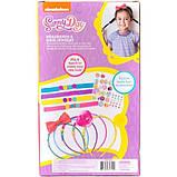 Sunny Day Творчий набір для створення прикрас для волосся 84729 Create Your Own Headbands Hair Jewelry, фото 2