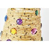 Faber-Castell Творческий набор стилиз. Елка с подсветкой 6196000 Color Changing String Art Tree, фото 2