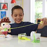 Play-doh слайм сопливый скотти e6198 slime snotty scotty funny, фото 4