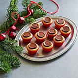 Reeses шоколадные конфеты с арахисовой начинкой Hershey США 1020 грамм Christmas Candy Holiday Peanut Butter, фото 7