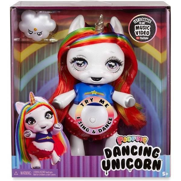 Poopsie Танцующий единорог rainbow brightstar dancing and singing unicorn doll