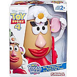 Playskool Disney Toy Story 4 История игрушек 4 миссис Картошка классическая E3092 Mrs. Potato Head Classic, фото 2