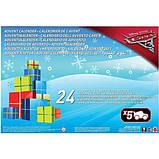 Disney Cars Тачки 3 адвент календар FGV14 Advent Calendar, фото 2