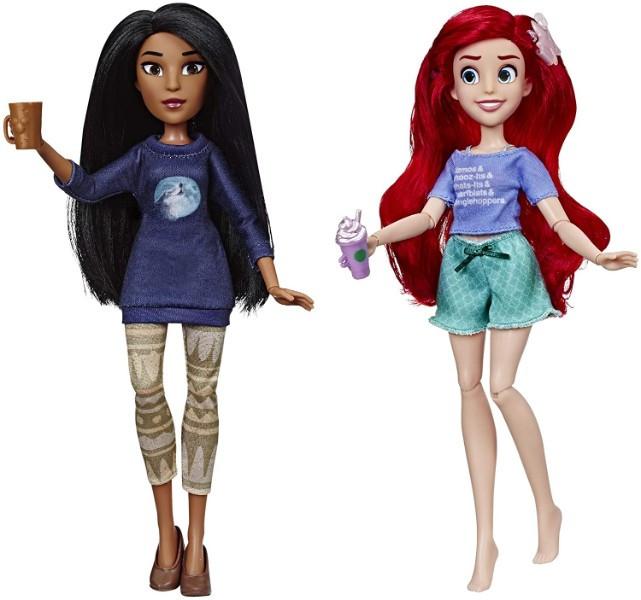 Disney Princess Ральф проти Інтернету Аріель і Покахонтес Ariel Pocahontas Ralph Breaks the Internet