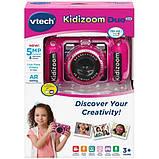 VTech KidiZoom Детский цифровой фотоаппарат 80-520050 Duo DX Digital Selfie Camera with MP3 Player, фото 7