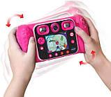 VTech KidiZoom Детский цифровой фотоаппарат 80-520050 Duo DX Digital Selfie Camera with MP3 Player, фото 6