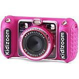 VTech KidiZoom Детский цифровой фотоаппарат 80-520050 Duo DX Digital Selfie Camera with MP3 Player, фото 3