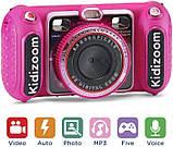 VTech KidiZoom Детский цифровой фотоаппарат 80-520050 Duo DX Digital Selfie Camera with MP3 Player, фото 2