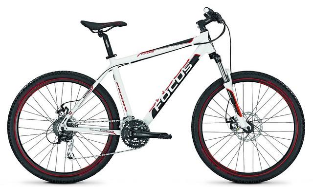 """Велосипед горный Focus Highland Peak Disc 26""""."""