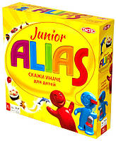 """Настольная игра """"Алиас. Скажи иначе Юниор"""" / """"Junior Alias"""""""