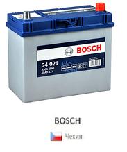Автомобильные аккумуляторы Bosch Азия ( Чехия )