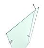 D Повний комплект фурнітури для розсувних душовою скляної перегородки, фото 2