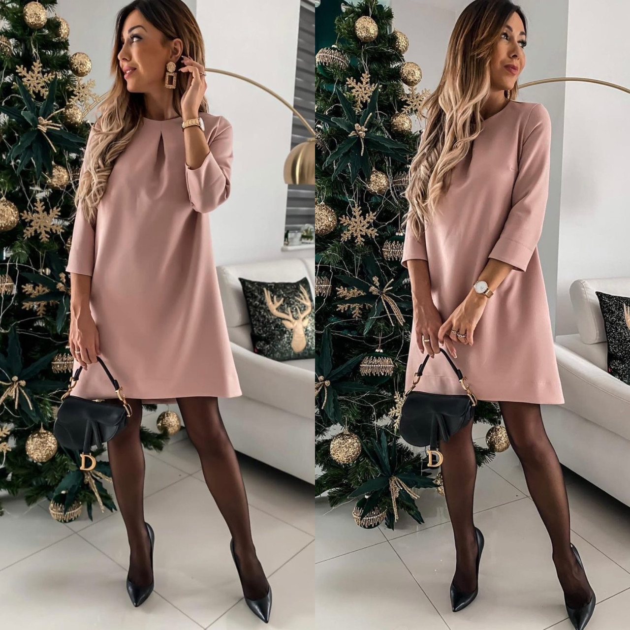 Женское платье ору422
